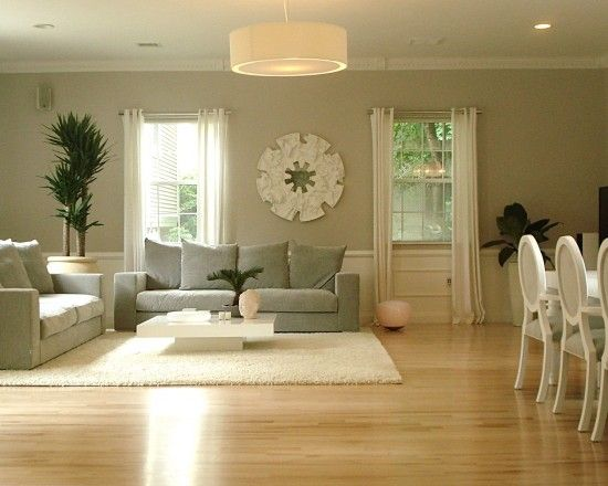 Maple wood floors great room wood flooring ideas for Great room flooring ideas