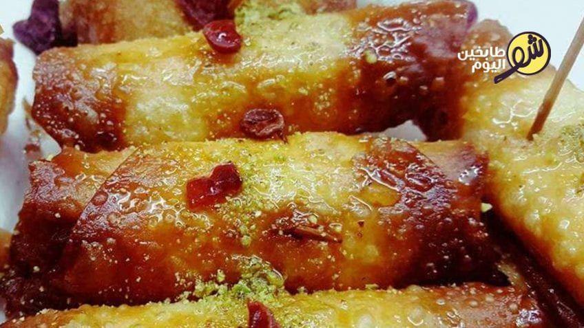 زنود الست بالقشطة شو طابخين اليوم Recipes Food Breakfast