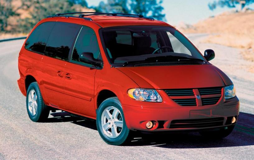 2006 dodge caravan manual