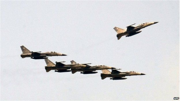 China 'violated Taiwanese airspace' (With images
