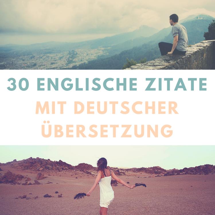 deutsche sprüche auf englisch übersetzt