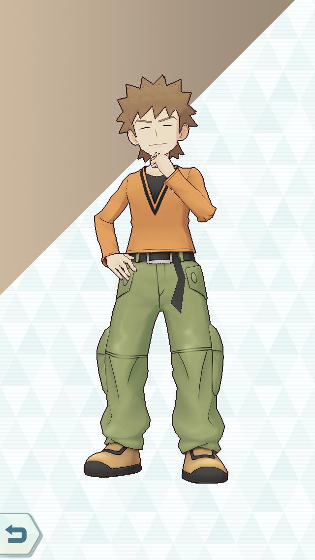 Pokemon Masters Brock Pokemon Characters Pokemon Character