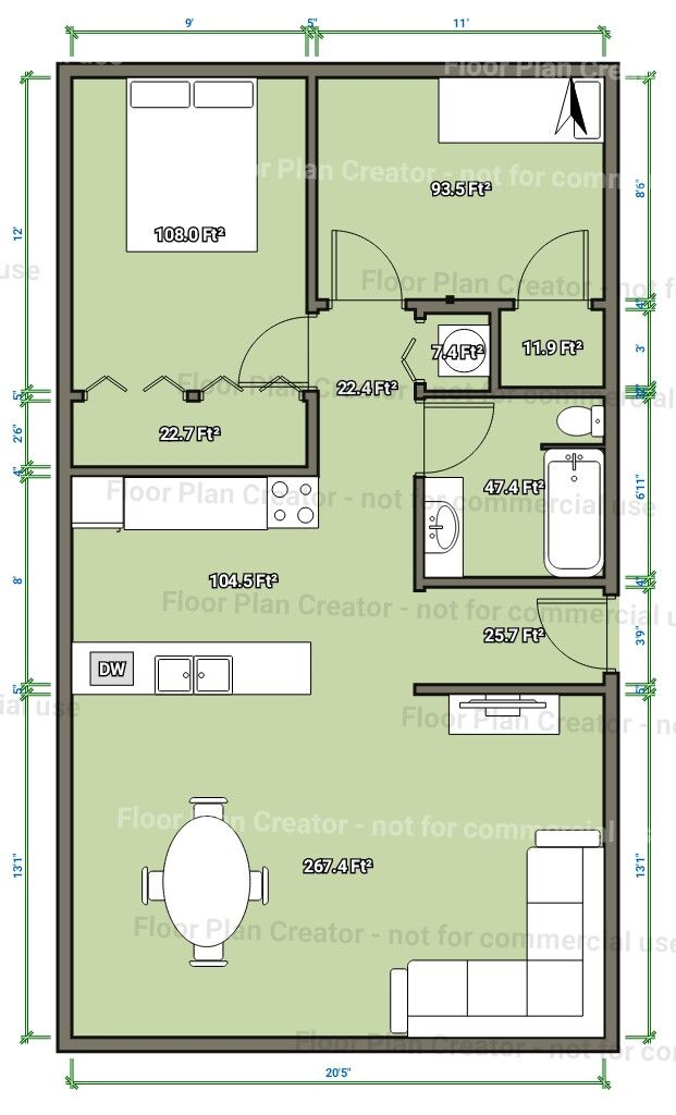 Pin By Jacob Courtner On House Floor Plans Family House Plans House Plans Floor Plan Creator