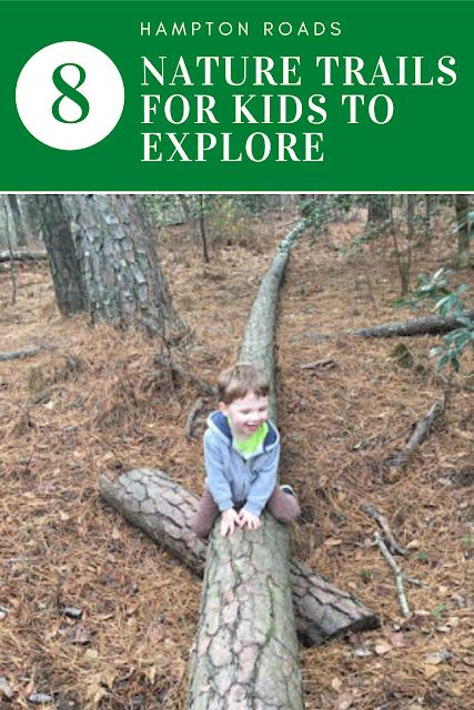 Top 8 Nature Trails In Hampton Roads Toddlin Around Tidewater Nature Trail Hampton Roads The Hamptons
