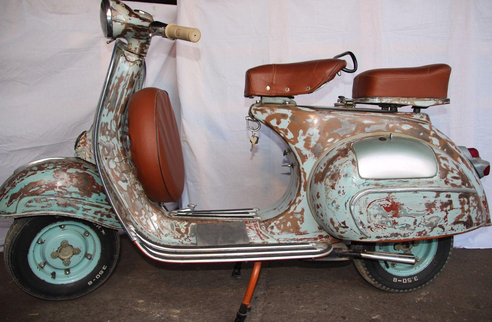 http://www.ebay.co.uk/itm/1961-Vintage-Vespa-125cc-Motor-for-sale ...