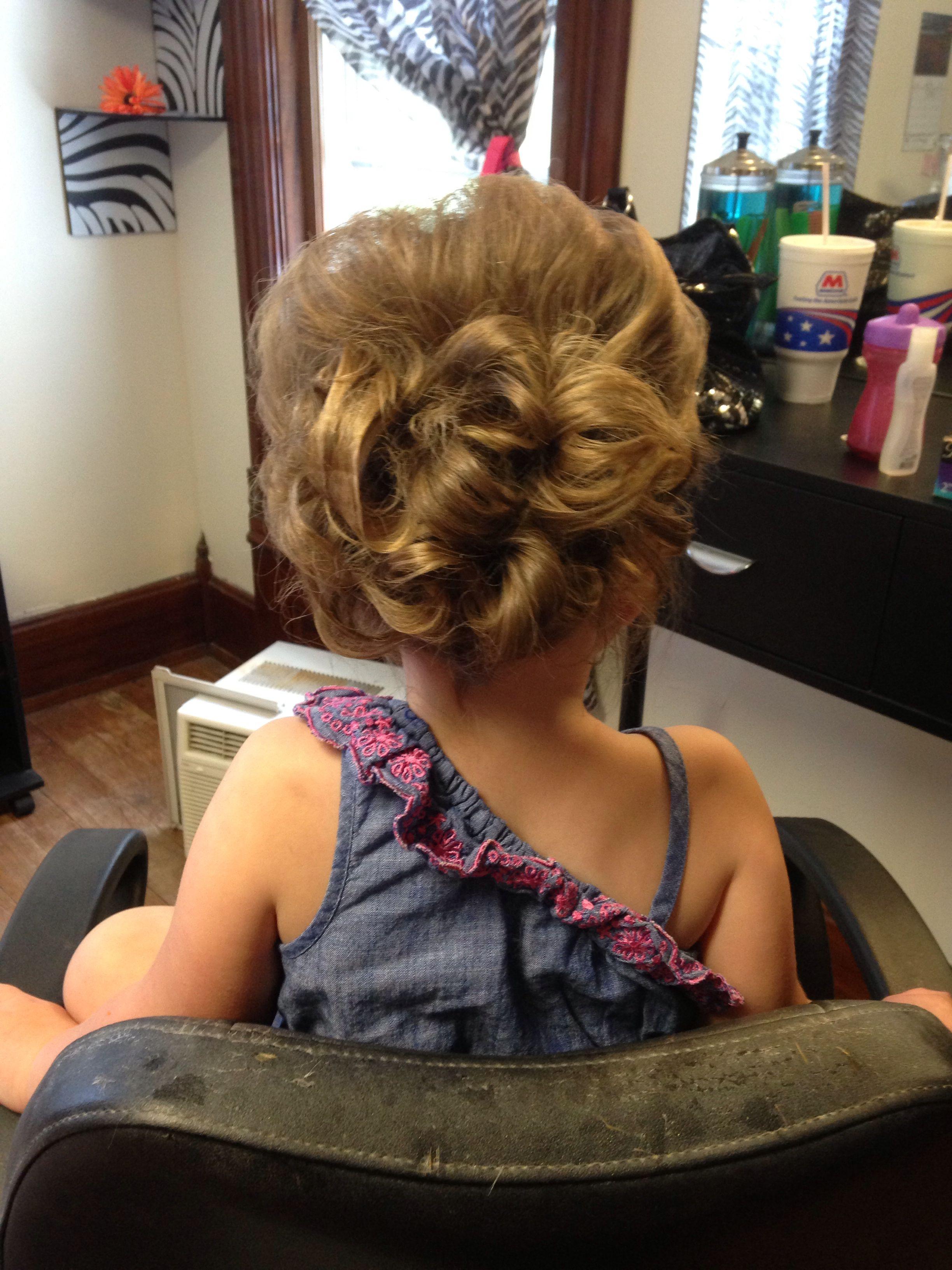 toddler updo | kidz | toddler updo, pageant hair updo