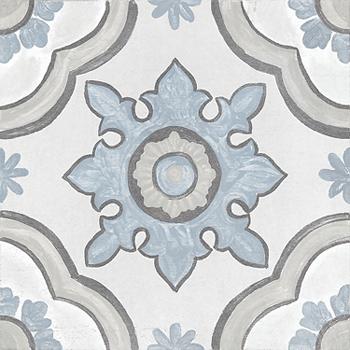 Decor Basma White Pav Porcelain Wall And Floor Tile 8 X 8 In The Tile Shop Wall And Floor Tiles