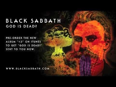 Black Sabbath - God Is Dead Lyrics | MetroLyrics