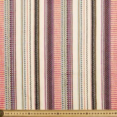 Mexican Poncho Siesta Fabric Ivory 112 cm