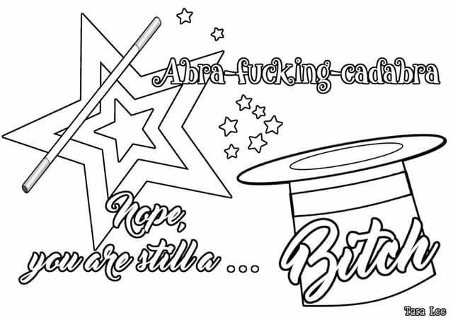 bad ass coloring pages - pin by gracie on badass coloring pages pinterest adult