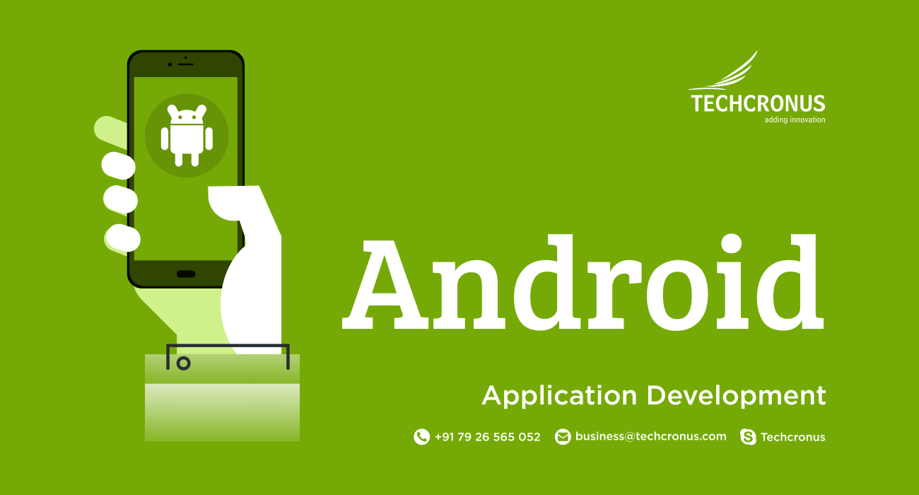We Help You Throughout Your Android Lication Development Project Right From Design Testing To Support Phases Business Grow