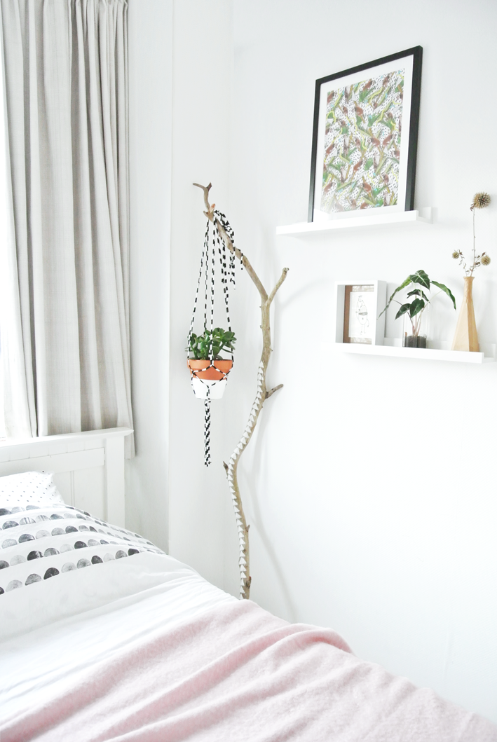 11 inspired new ways to hang plants around your home