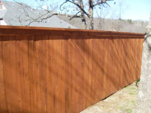 Wood Defender Fence Staining Business
