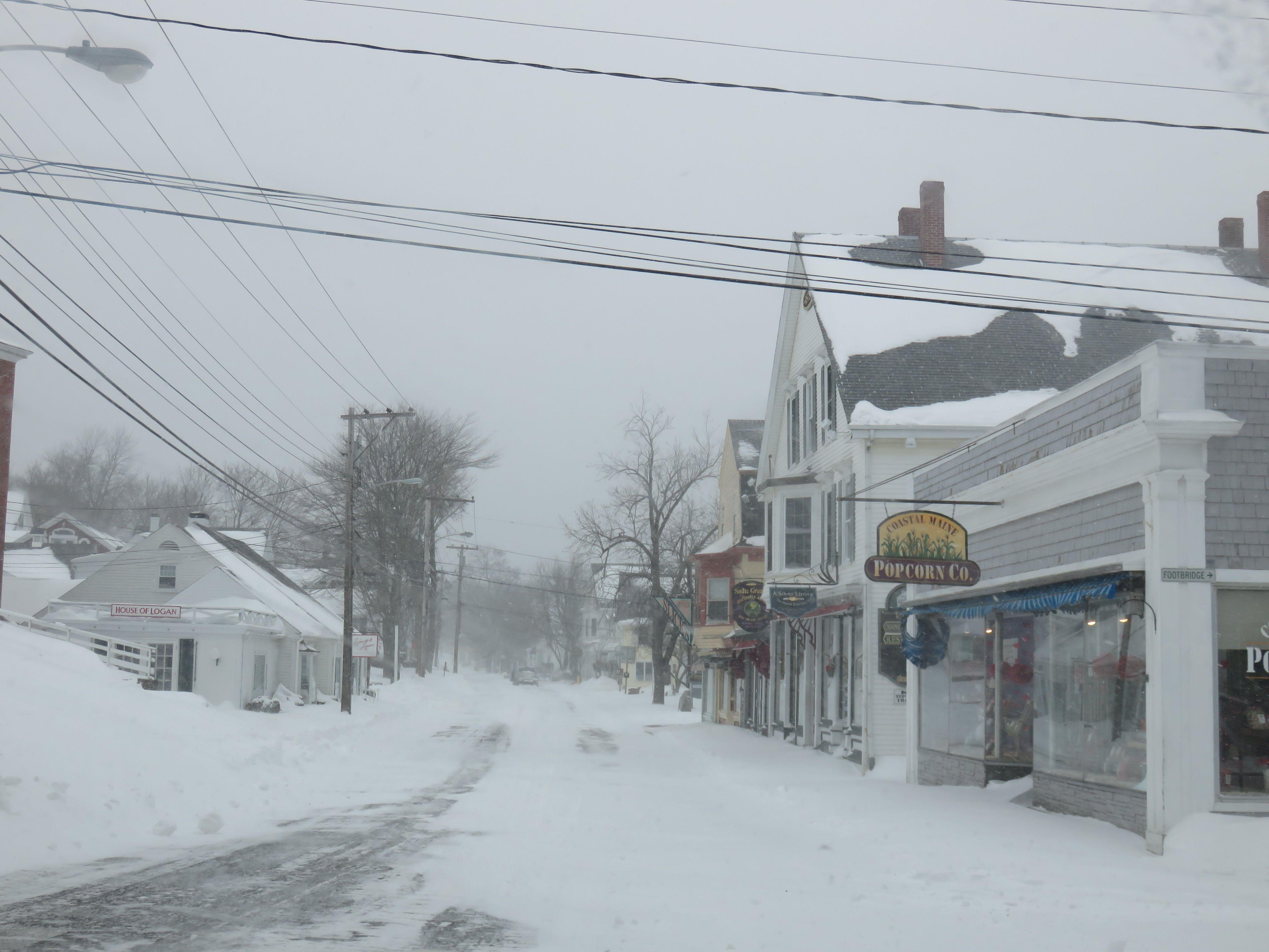Restaurants Open On Peaks Island In Winter