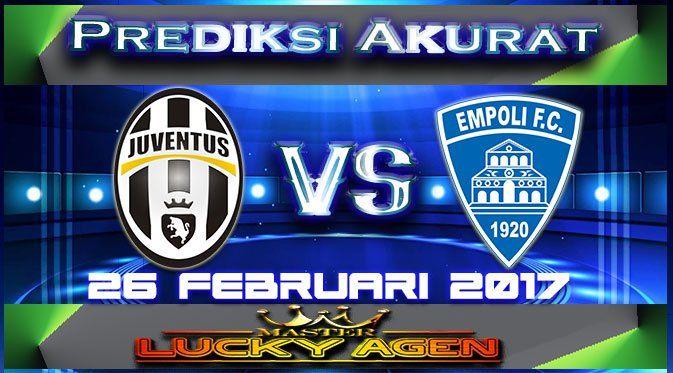 Master Agen Taruhan Bola Prediksi Akurat Juventus VS Empoli 26 Februari