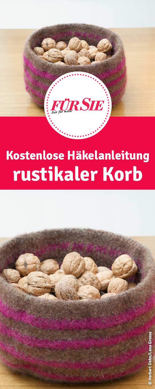 Photo of Rustikaler Korb