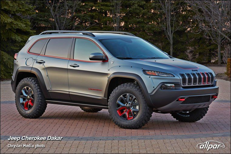 Jeep and Mopar add color to Moab Easter Jeep concept