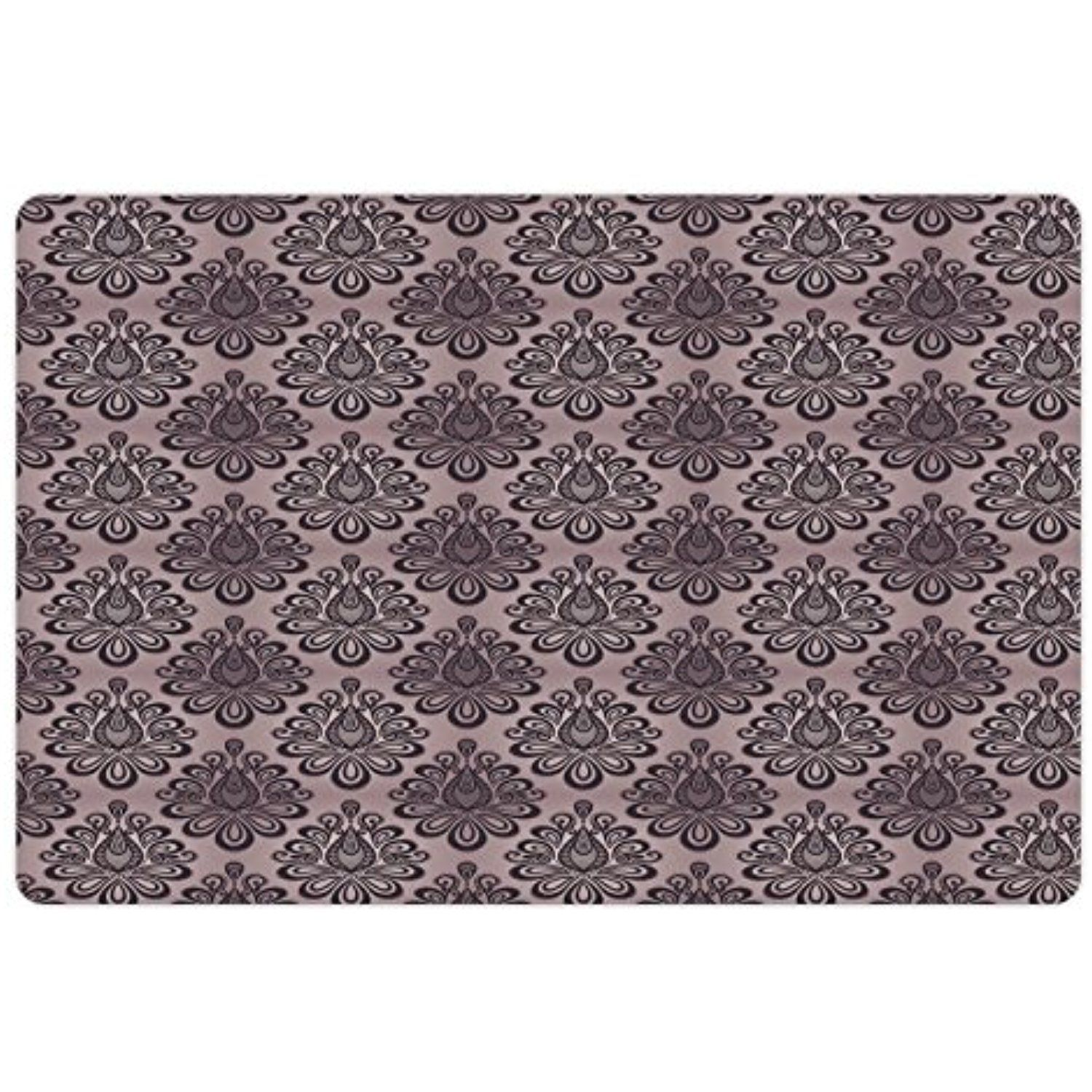 Traditional Pet Mats For Food And Water By Ambesonne
