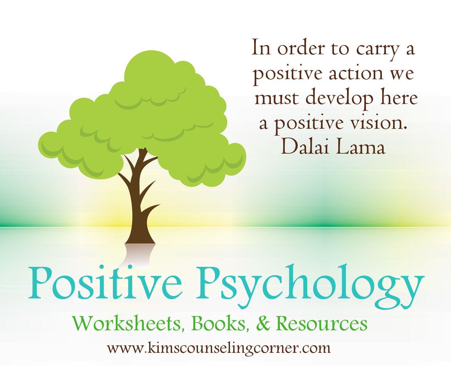 Psychology Of Positive Thinking