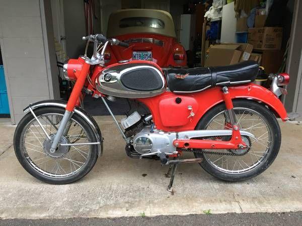 950 1965 Bridgestone Sport 60 Bridgestone Japanese Motorcycle Classic Bikes