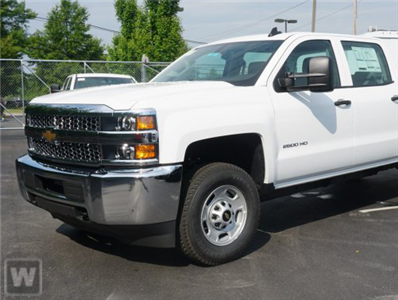 Awesome Review 2019 Chevrolet Silverado 2500hd Work Truck Crew Cab 4wd And Images And Pics Di 2020
