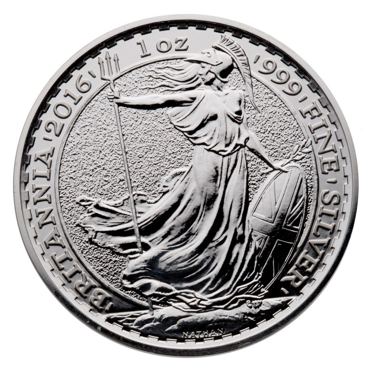 2020 Great Britain Silver Britannia 1 Oz 999 Silver Bullion Coins Silver Coins