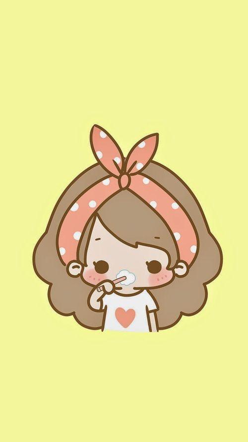 Imagem De Girl Cute Couple Wallpaper Cute Cartoon Wallpapers Love Couple Wallpaper