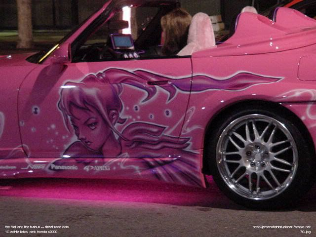 Pink Cars: Pink Mitsubishi Eclipse   Awesome Girly Cars U0026 Girly Stuff!