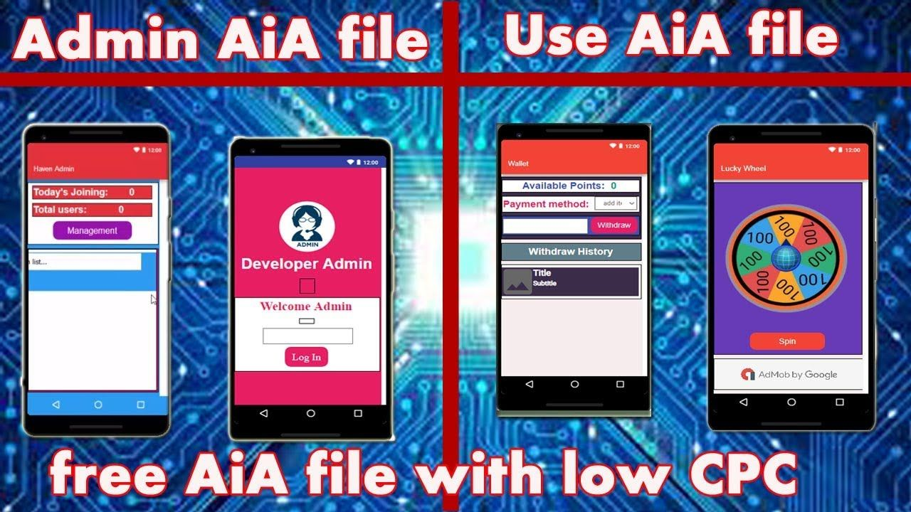 deverlopment aia file | youtube video | Youtube, Games, Link
