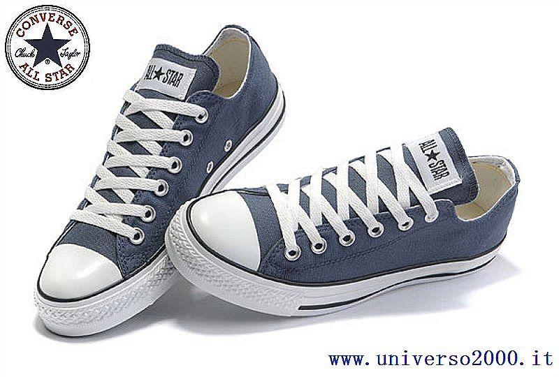 converse all star jeans basse | Estilo