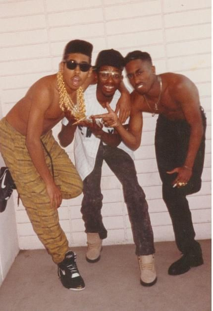 Digital Underground  This had to be round the time Pac