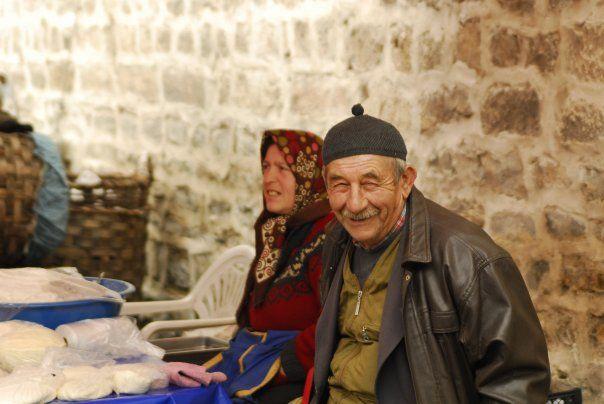 Safranbolu open market by Sibel Onsun Altınöz