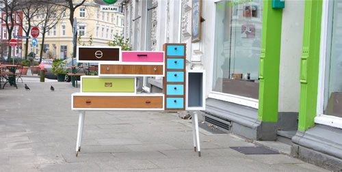upcycled drawer deliciousness by Entwurf-Direkt