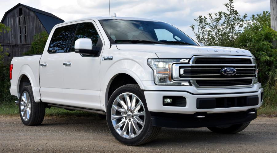 2018 Ford F150 Colors >> 2018 Ford F 150 Colors Release Date Redesign Price The
