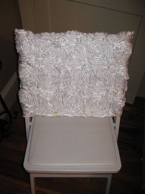 a56ade200bf2 for all things creative!  Bridal Shower Chair for Bride-to-Be ...