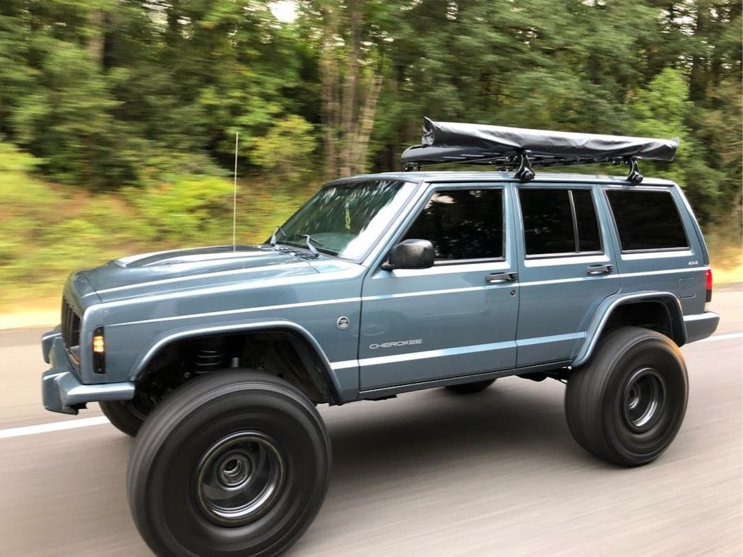 20 Super Clean And Lifted Jeep Cherokee Xjs Lifted Jeep Cherokee