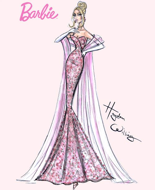 'Birthday Bash Barbie' by Hayden Williams #BarbieBirthdayBash| Be Inspirational ❥|Mz. Manerz: Being well dressed is a beautiful form of confidence, happiness & politeness