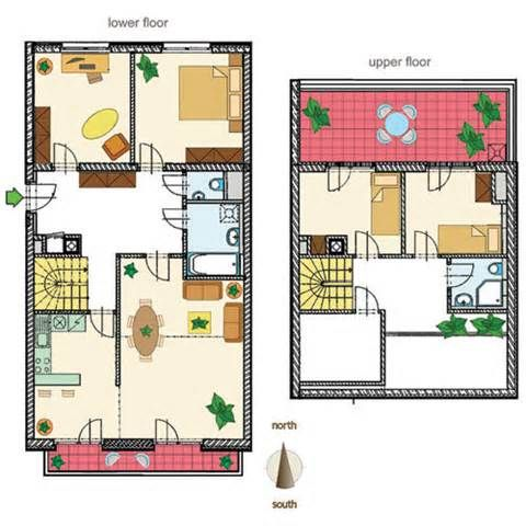 House Plans With Basement Apartment 6 House Plans With Attached Apartment Basement House Plans House Plans Basement Apartment
