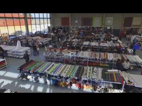 2 Tiendas De Telas De Tejidos Paredes Madrid Y Fuenlabrada Con