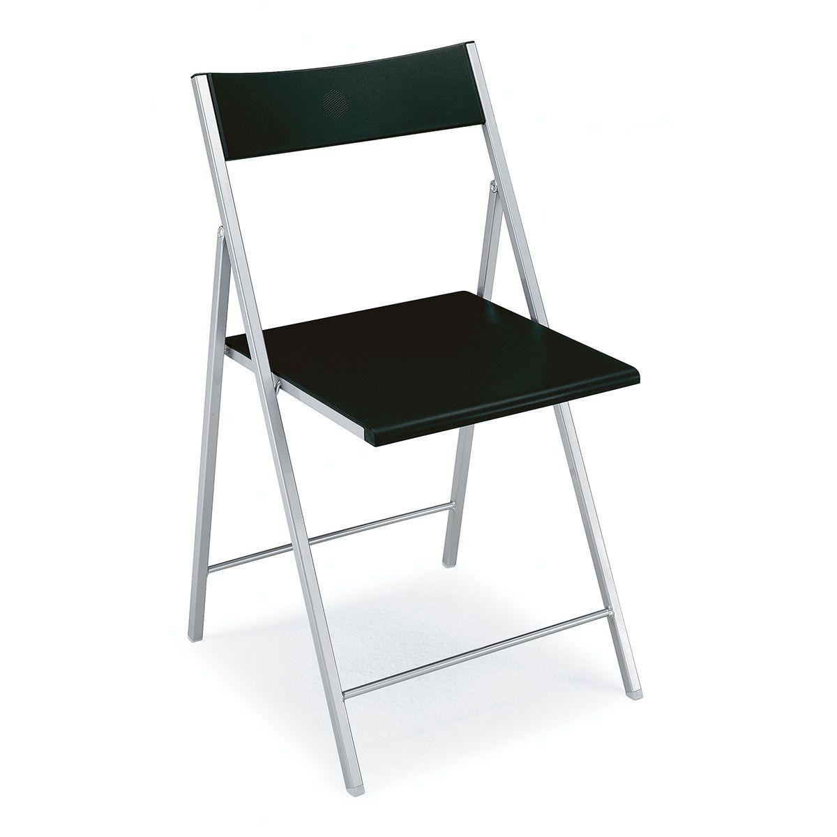 GRETA #sconto 50% #sedia #pieghevole #salvaspazio in metallo