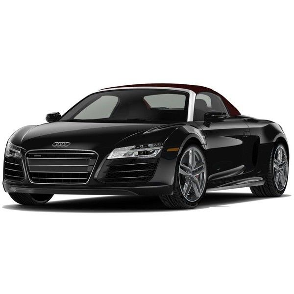 Build your own Audi R8 Spyder - Car configurator   Audi USA ❤ liked
