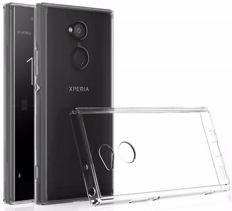 info for cb98f 054ee Sony Xperia L2 Case Slim Soft TPU Shockproof Full Body Cover ...