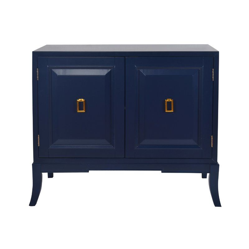 Best Mettler 2 Door Accent Cabinet Reviews Allmodern 400 x 300
