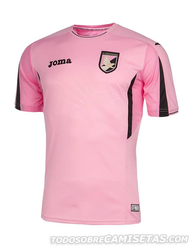 US Palermo Joma 15 16 Maglie  d03ce6b60be5a
