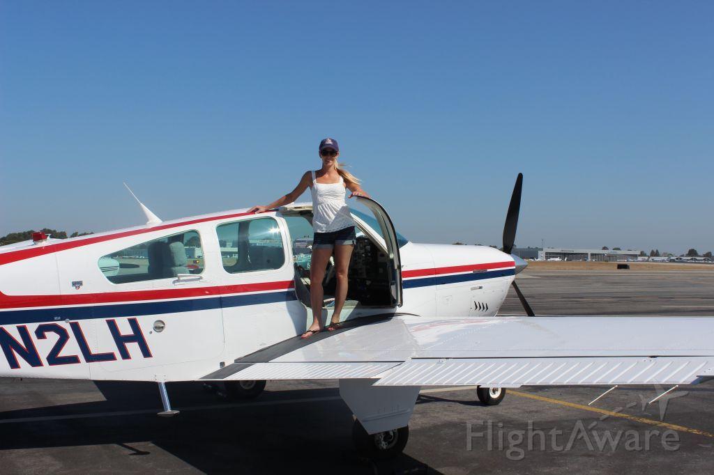 Photo of Beechcraft Bonanza (N2LH) FlightAware South