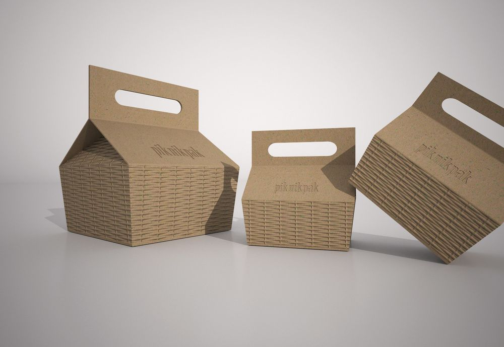 Brilliant Packaging Concept That Visually Mixes The