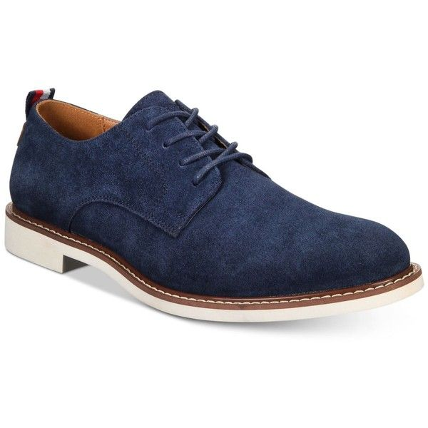 b1882faad Tommy Hilfiger Men s Garson Oxfords ( 80) ❤ liked on Polyvore featuring  men s fashion