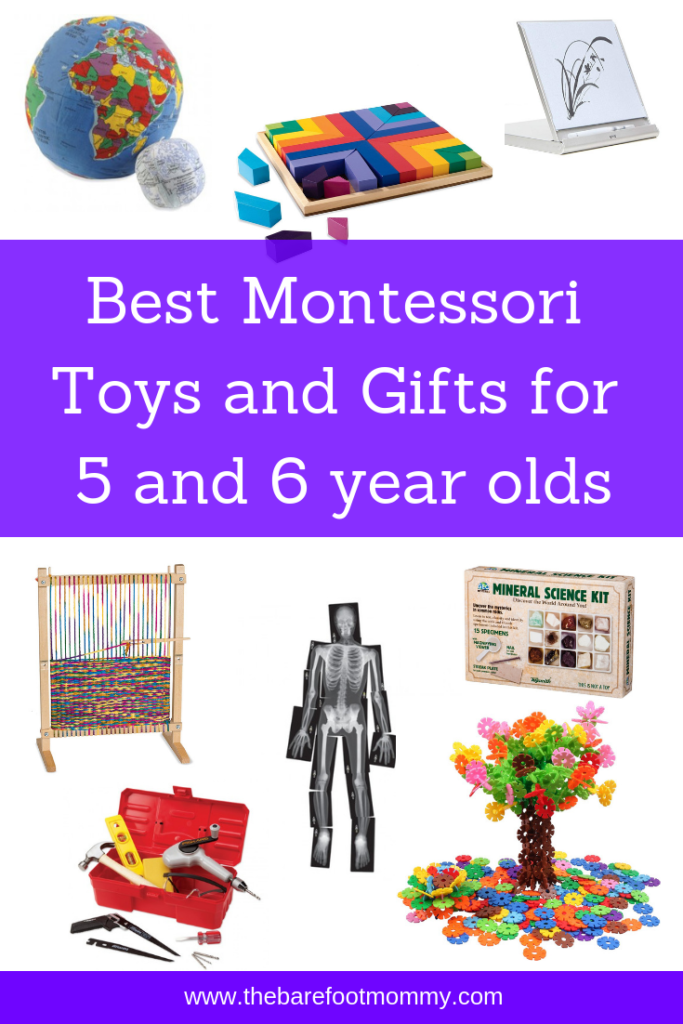 Best Montessori toys for 5 and 6 year olds | Montessori ...