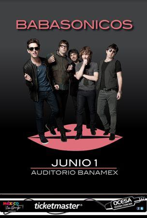 Babasónicos ~ Monterrey (2012)