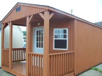 Luxury Cabins TDS Portable Buildings, 2500 Hwy. 412 East, Siloam Springs, AR